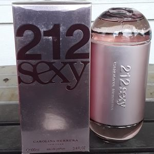 Brand New 212 Sexy 3.4oz Never Opened